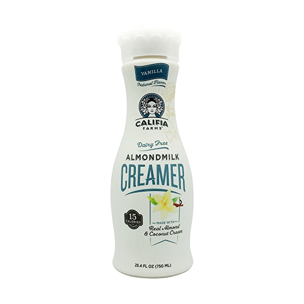 Vanilla Almond Milk Creamer, 25.4 fl oz 1