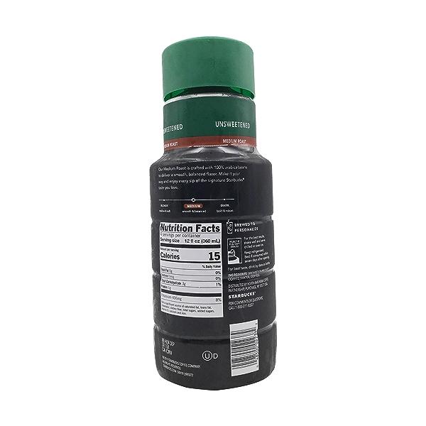 Unsweetened Medium Roast Iced Coffee, 48 fl oz 2