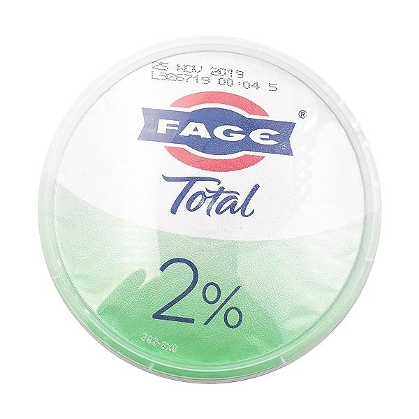 Total 2% Plain Greek Yogurt, 35.3 oz 5