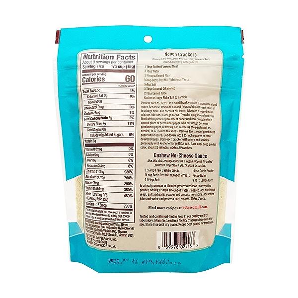 Large Flake Nutritional Yeast, 5 oz 2