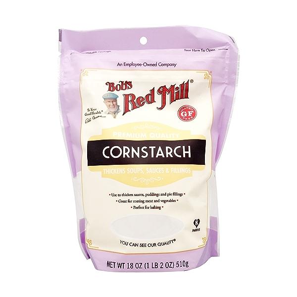 Cornstarch, 18 oz 1