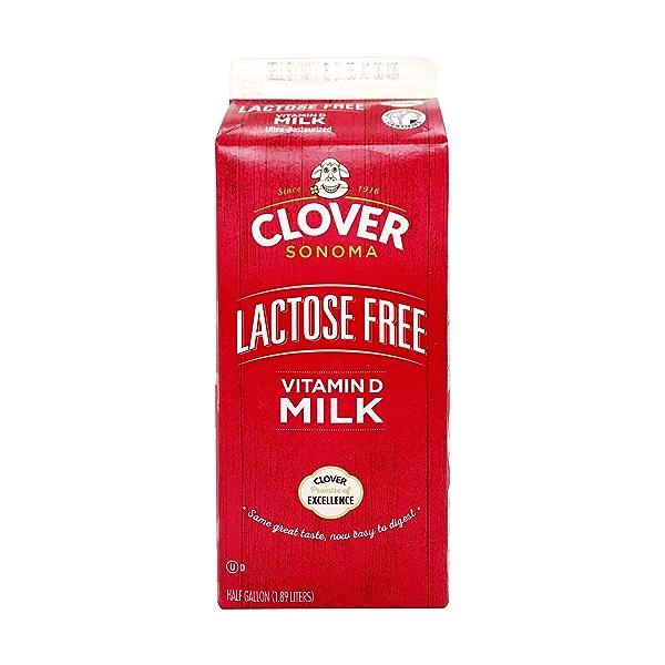 Lactose Free Vitamin D Whole Milk 1