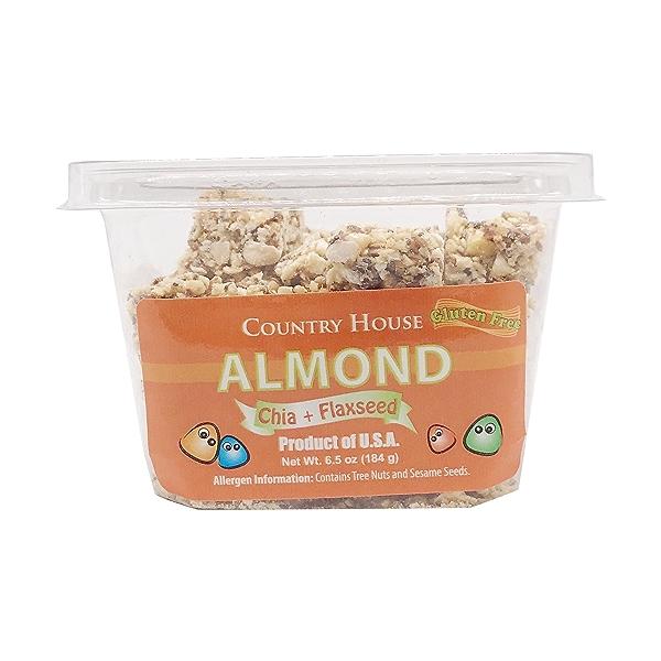 Almond Mix, 6.5 oz 1