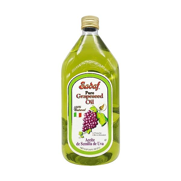 Pure Grapeseed Oil, 2 qt 1