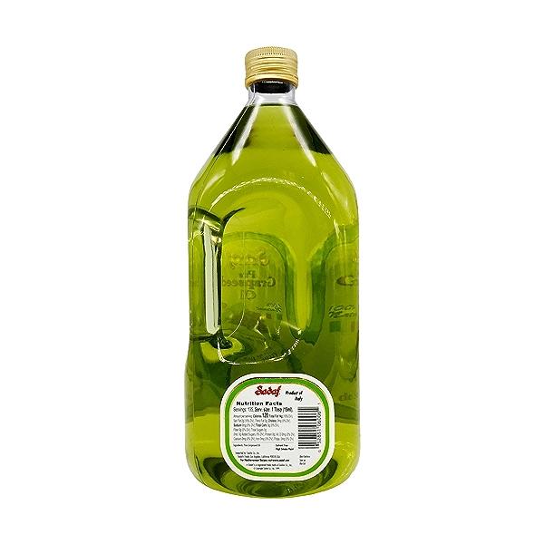 Pure Grapeseed Oil, 2 qt 2