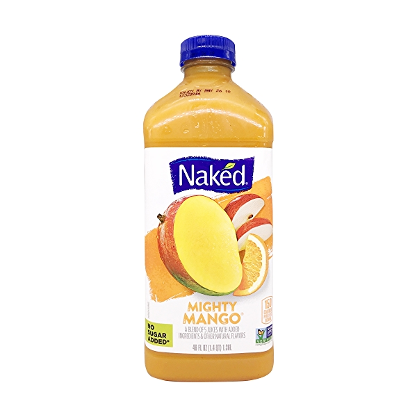 Mighty Mango Juice, 48 fl oz 1