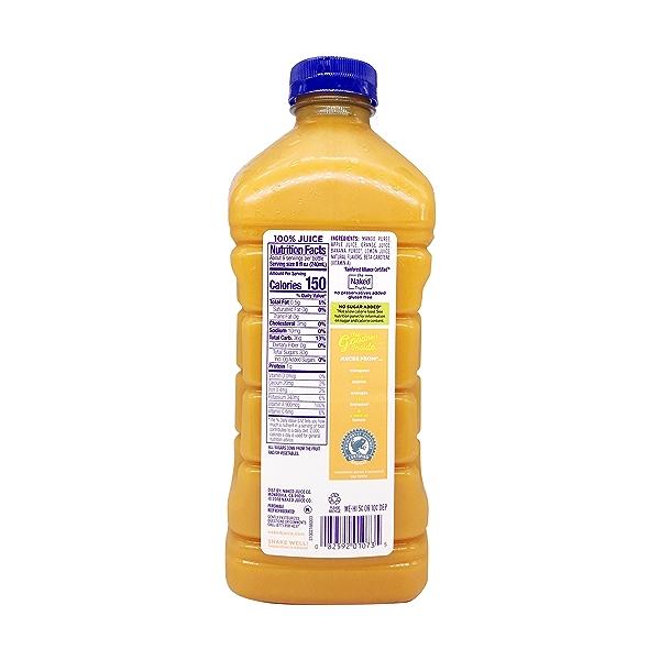 Mighty Mango Juice, 48 fl oz 2