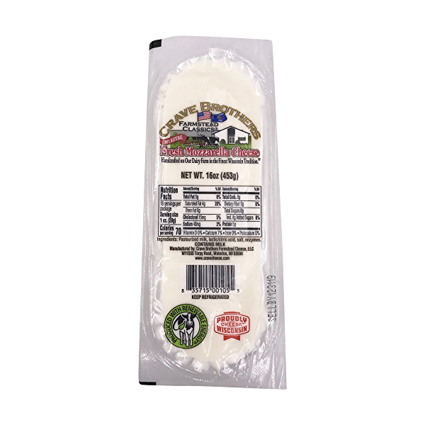 Fresh Mozzarella Cheese 2