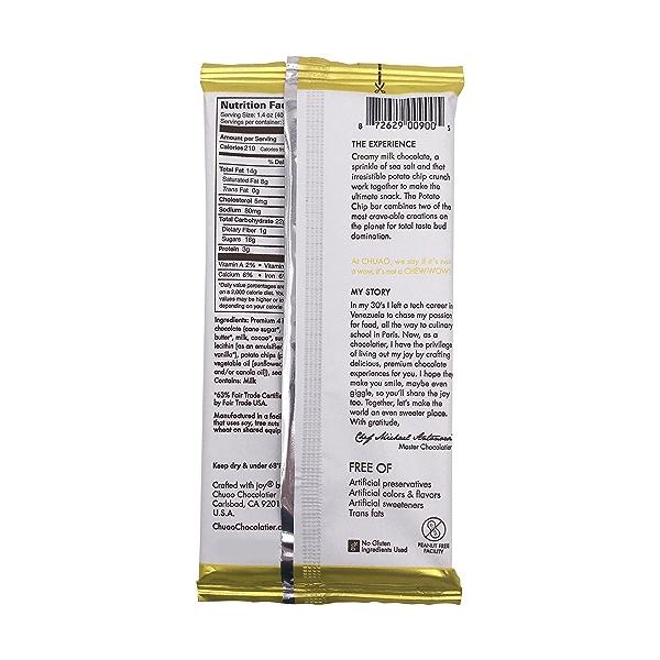 Potato Chip Chocolate, 2.8 oz 2