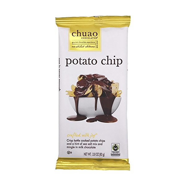 Potato Chip Chocolate, 2.8 oz 1