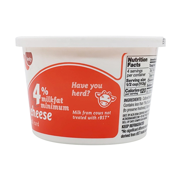 Cottage Cheese, 16 oz 4