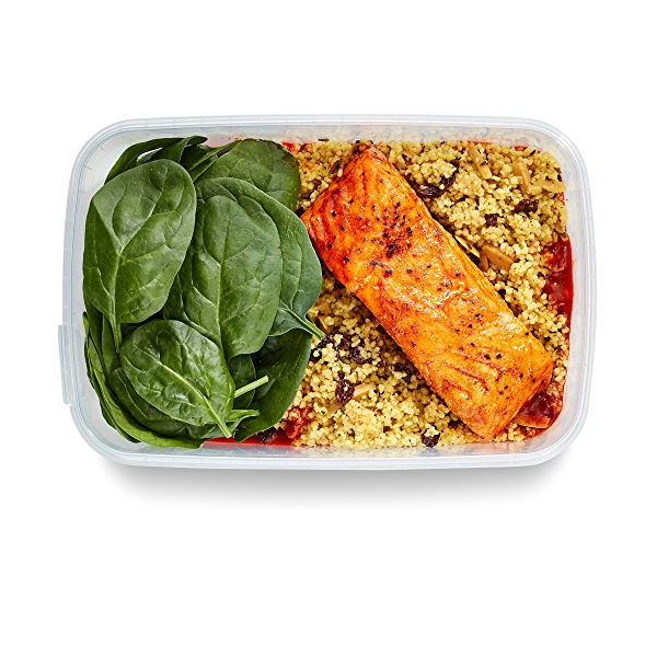 Spicy Red Pepper Salmon, 12 oz 3