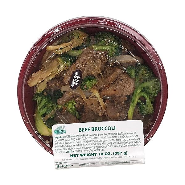 Beef Broccoli, 14 oz 1