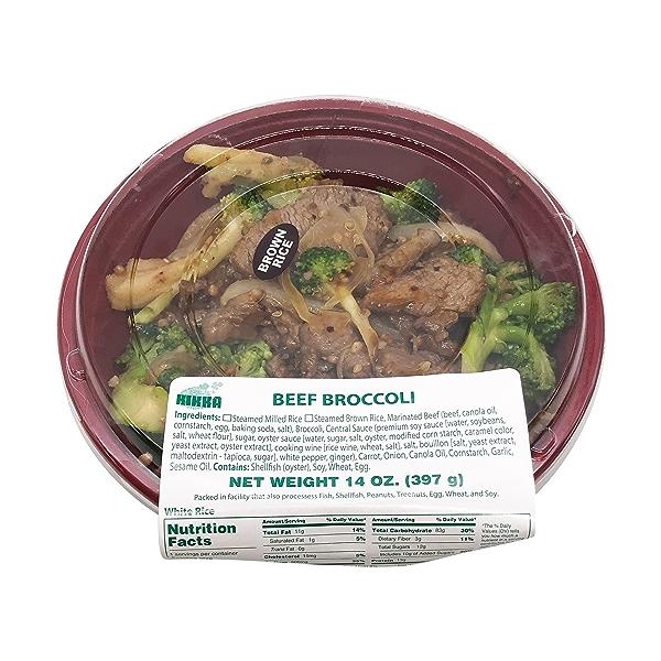 Beef Broccoli, 14 oz 3