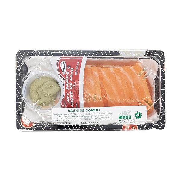 Sashimi Combo, 4 oz 1