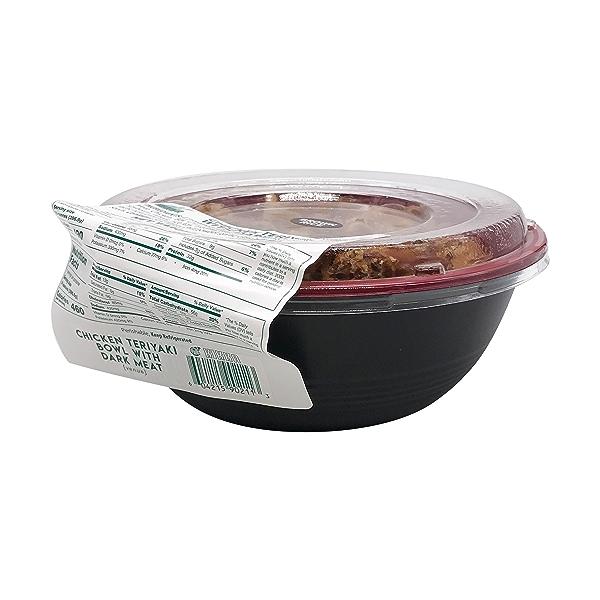 Chicken Teriyaki Bowl With Dark Meat, 14 oz 5