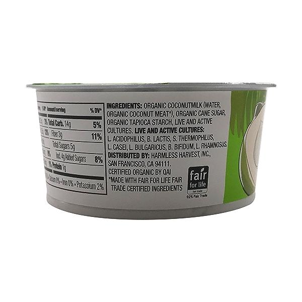 Original Coconut Yogurt, 4.4 oz 3