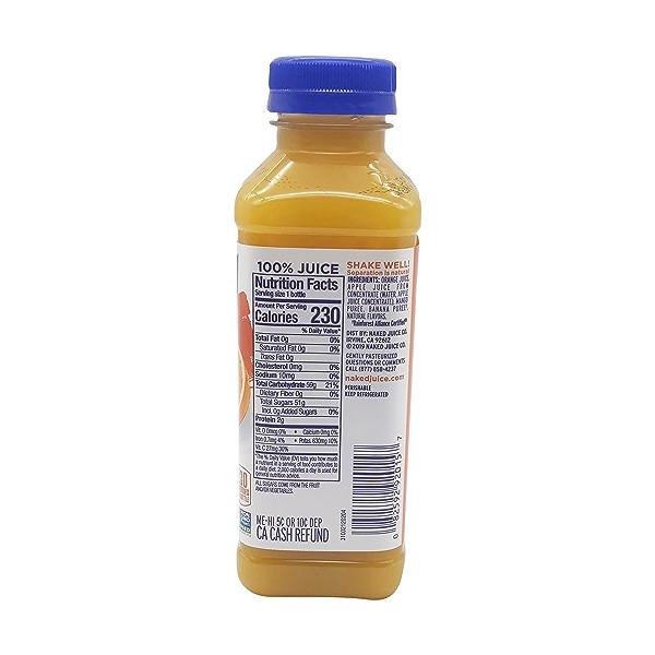 Orange Mango Juice Blend, 15.2 fl oz 2