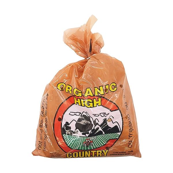 Organic Russet Potatoes 1