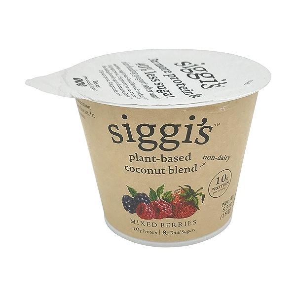 Plant Based Mixed Berries Yogurt, 5.3 oz 1