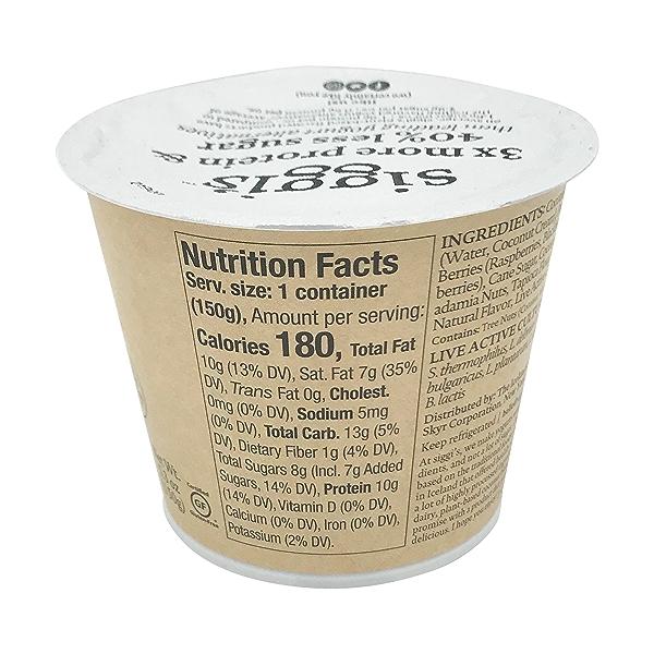 Plant Based Mixed Berries Yogurt, 5.3 oz 2