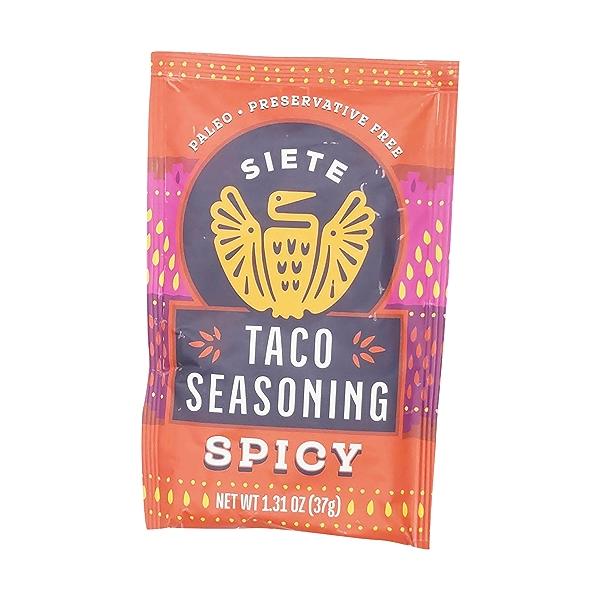 Spicy Taco Seasoning, 1.31 oz 1