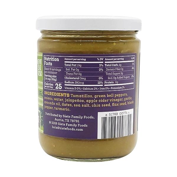 Green Enchilada Sauce, 15 oz 2