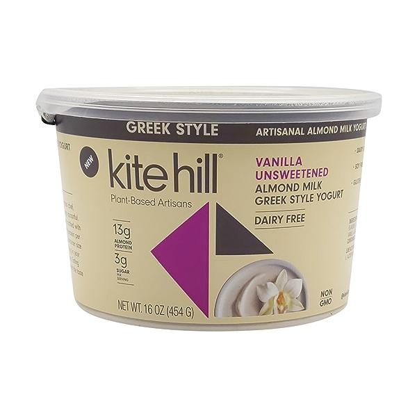 Unsweetened Vanilla Yogurt, 16 oz 1