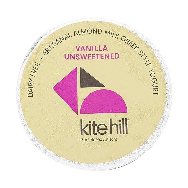 Unsweetened Vanilla Yogurt, 16 oz 5