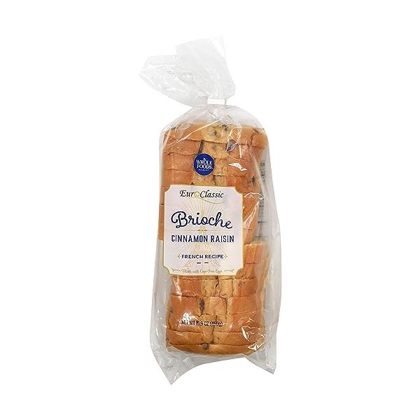 Cinnamon Raisin Brioche, 15.9 oz 1