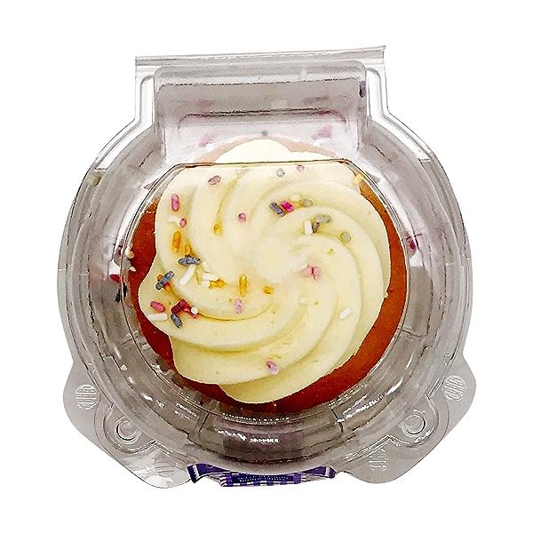 Vanilla Buttercream Cupcake 1