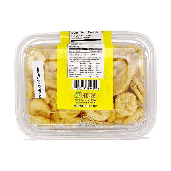 Banana Snack, 5 oz 2