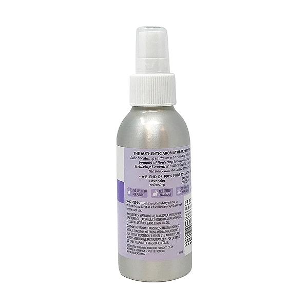 Lavender Body Mist, 4 fl oz 2