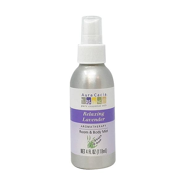 Lavender Body Mist, 4 fl oz 1