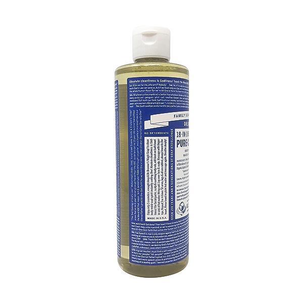 Peppermint Soap, 16 fl oz 4