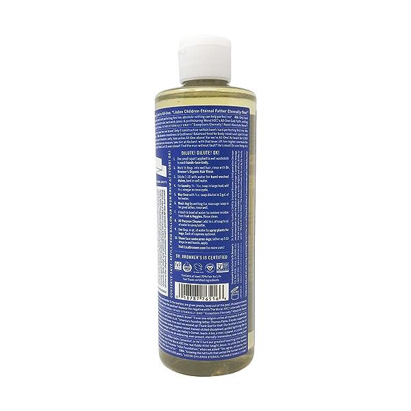 Peppermint Soap, 16 fl oz 3