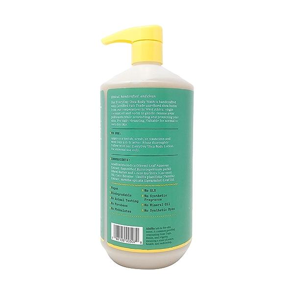 Vanilla Moisturizing Body Wash, 32 fl oz 3