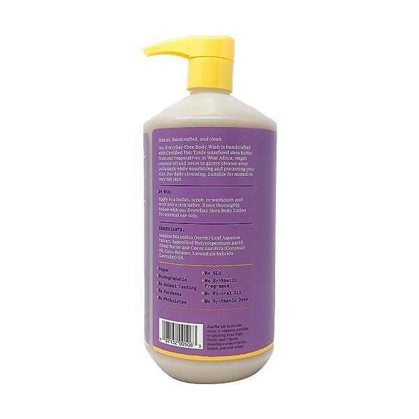 Lavender Moisturizing Body Wash, 32 fl oz 3
