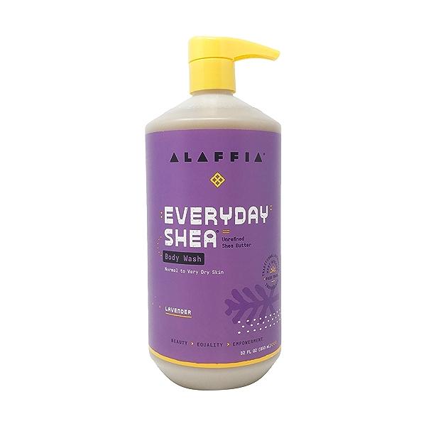 Lavender Moisturizing Body Wash, 32 fl oz 1