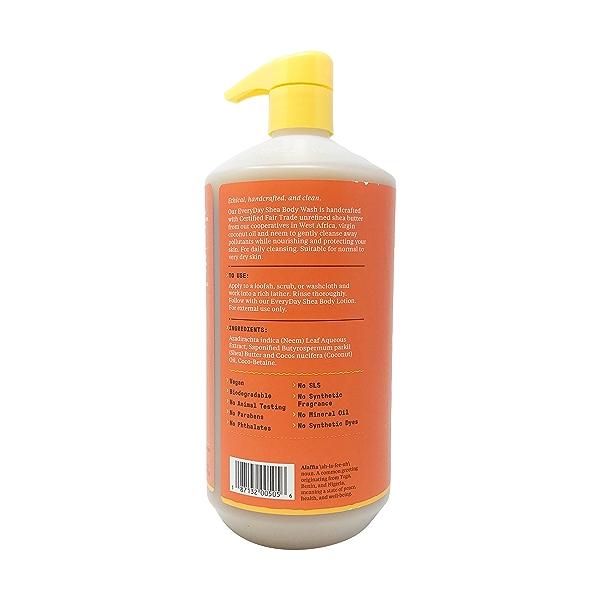 Unscented Moisturizing Body Wash, 32 fl oz 3