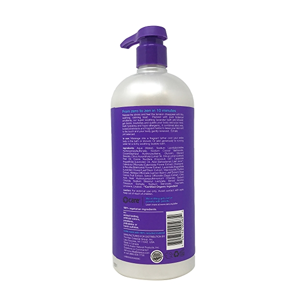 French Lavender Shower Gel, 32 fl oz 2