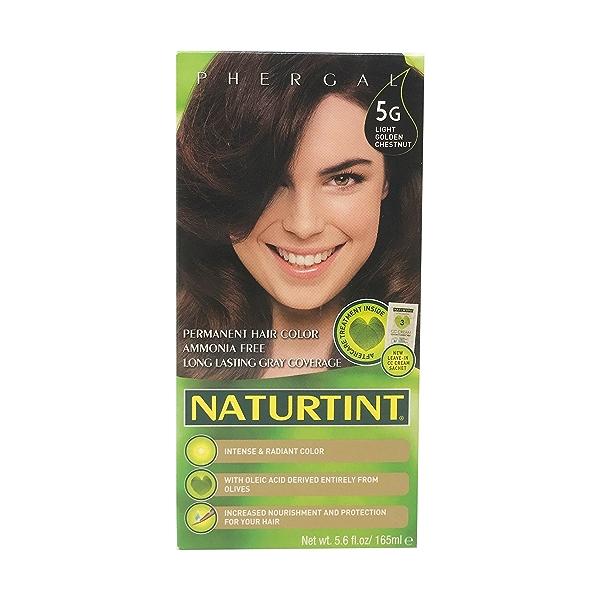 5g Light Golden Chestnut Hair Color, 5.6 fl oz 1
