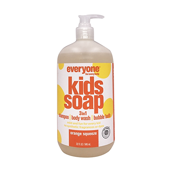 Orange Squeeze Kids Soap, 32 fl oz 1