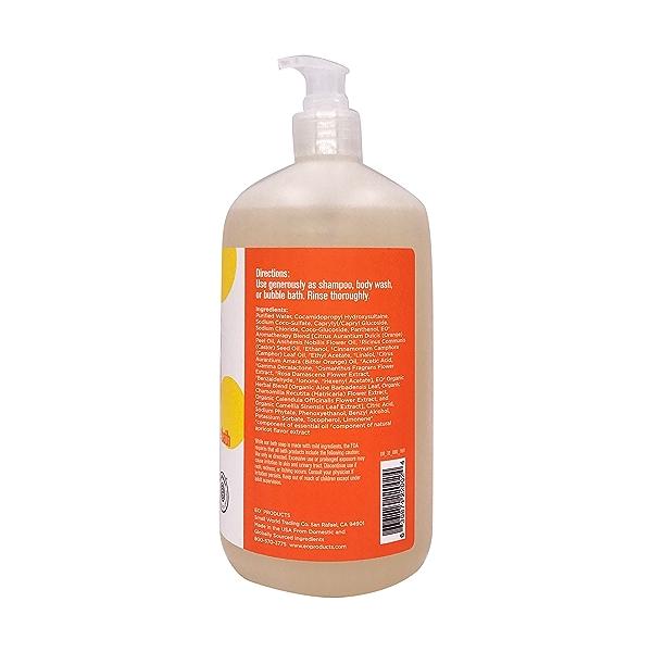 Orange Squeeze Kids Soap, 32 fl oz 3
