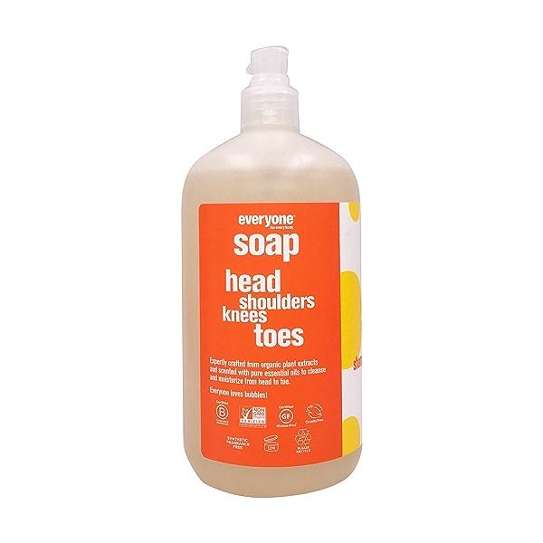 Orange Squeeze Kids Soap, 32 fl oz 2