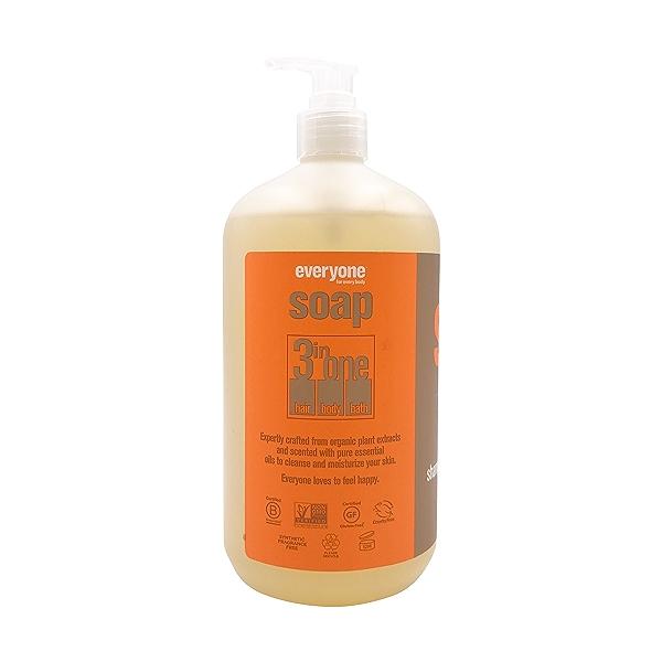 Citrus Liquid Soap Made With Orange Oils, 32 fl oz 3