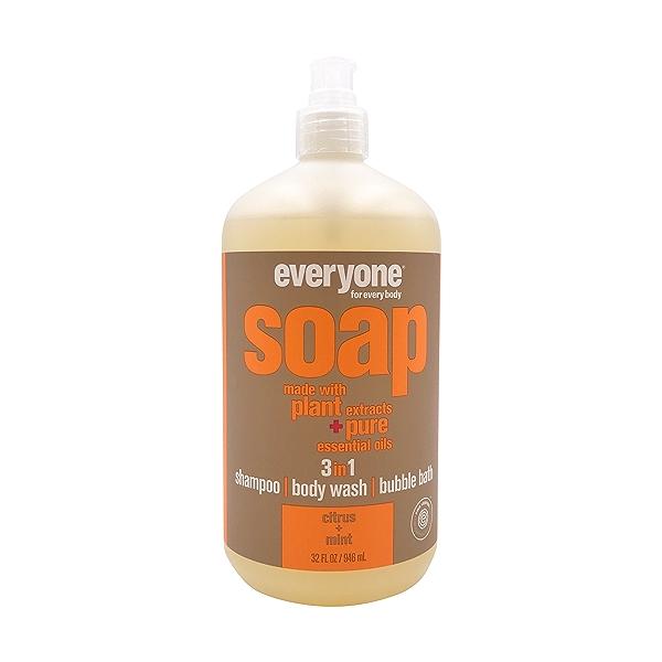 Citrus Liquid Soap Made With Orange Oils, 32 fl oz 1
