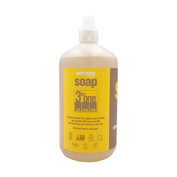 Basil Liquid Hand Soap, 32 fl oz 3