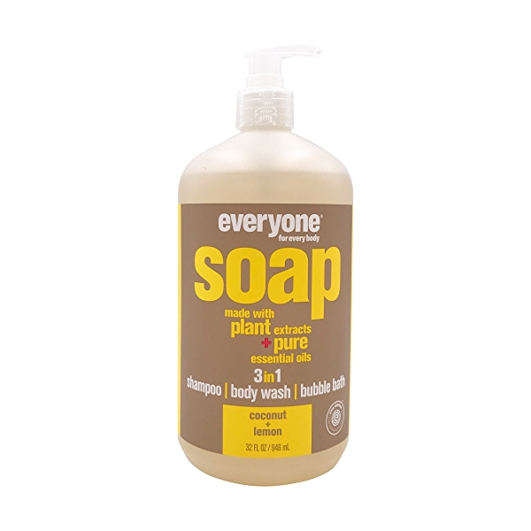 Basil Liquid Hand Soap, 32 fl oz 1