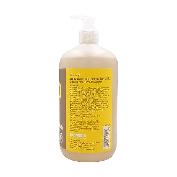 Basil Liquid Hand Soap, 32 fl oz 2